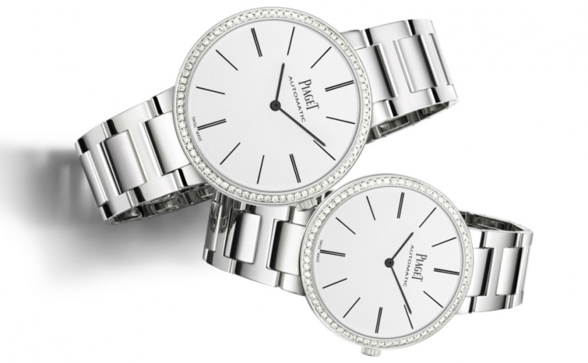 Diamond-set Bezels Fake Piaget Altiplano Watches: Essential Items Of Chic