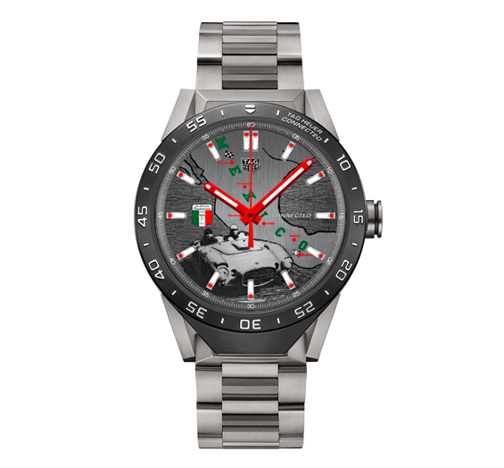 Black Bezels Copy TAG Heuer Connected Watches