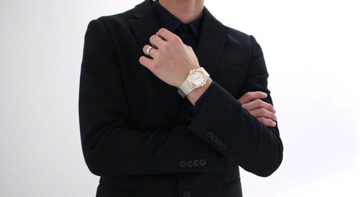 Steel Cases Omega Constellation Fake Watches