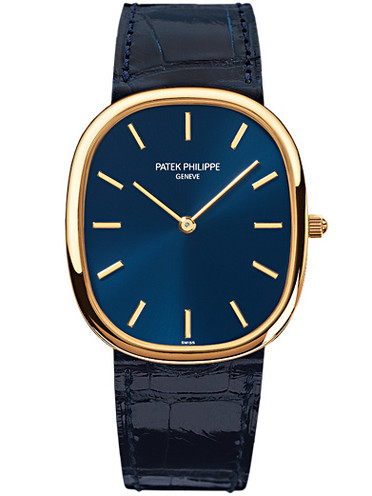 Cheap Ultra Thin Patek Philippe Golden Ellipse Replica Watches For Sale