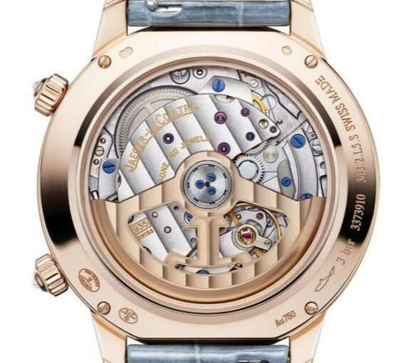 Glorious Jaeger-LeCoultre Rendez-Vous Moon Serenity Replica Watches Show Tranquility