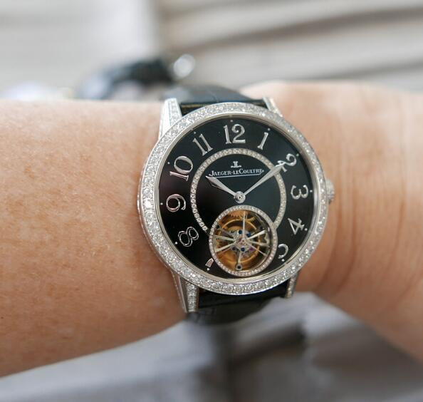 Swiss imitation watches forever are unique with tourbillon layout.