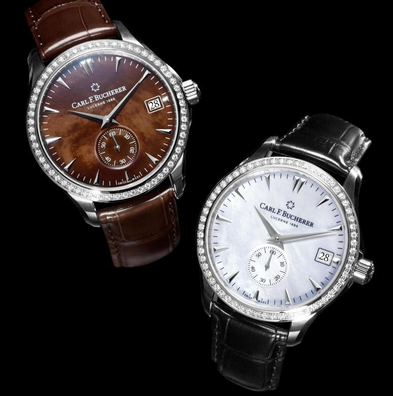 Reproduction watches online show the stunning feeling.
