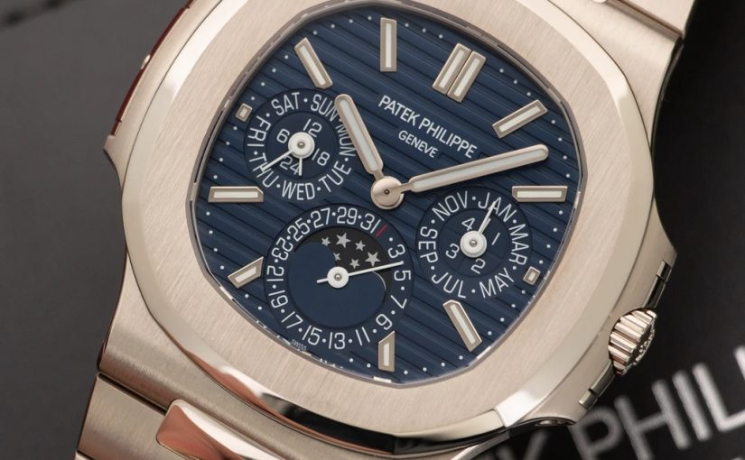 Popular Patek Philippe Nautilus Sport Watches With High Quality For Sale Online