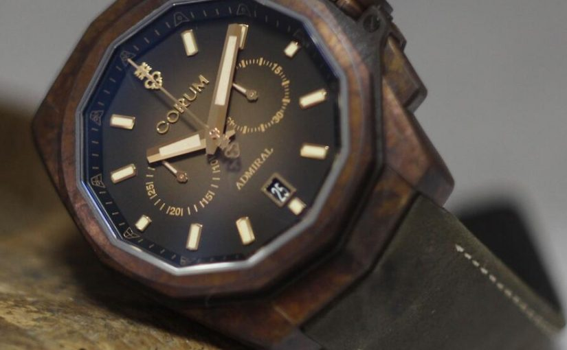 Men's Two Brand New Replica Corum Admiral 45 Watches Online Review