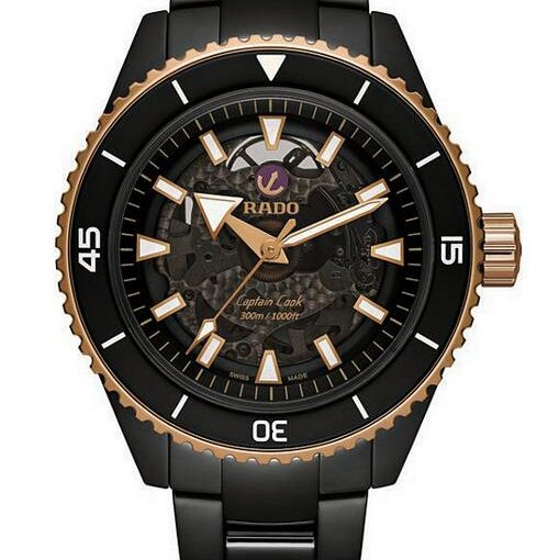 AAA reproduction watches are advanced with the high-tech ceramic.
