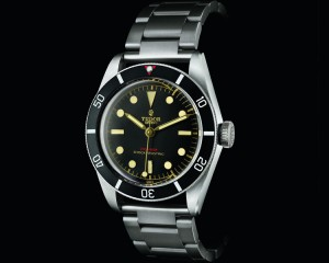 Replica Tudor Heritage Black Bay One