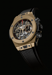 Replica_Hublot_Big_Bang_Full_Magic_Gold_angle