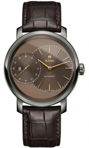 Rado DiaMaster Brown Dial Fake Watches
