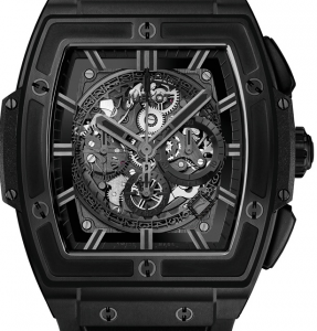 Cool Hublot Big Bang All Black Replica Watches