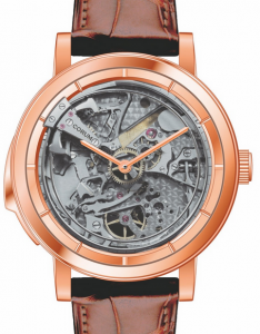 Special Men's Corum Heritage Minute Repeater Skeleton Replica Watches