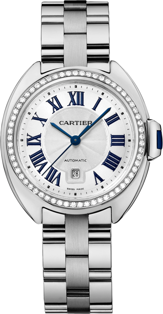 Diamond-set Replica Clé De Cartier Watches