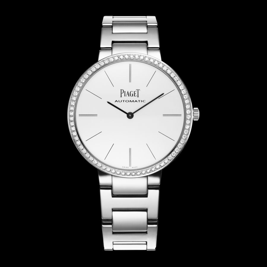 Black Hands Fake Piaget Altiplano Watches