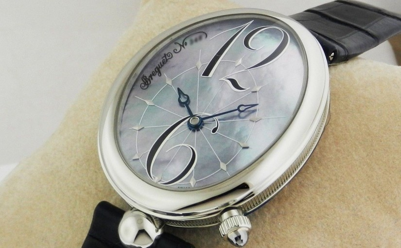 Swiss Luxury Breguet Reine De Naples Replica Watches With Waterproof To 30 Meters For Sale