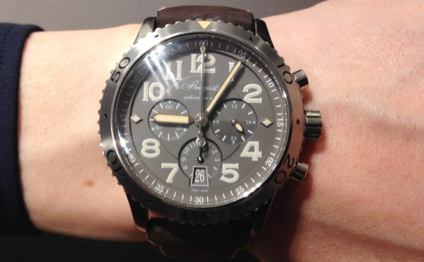 Cheap Waterproof To 100 Meters Breguet Type XX – XXI – XXII 3817 Replica Watches For Sale