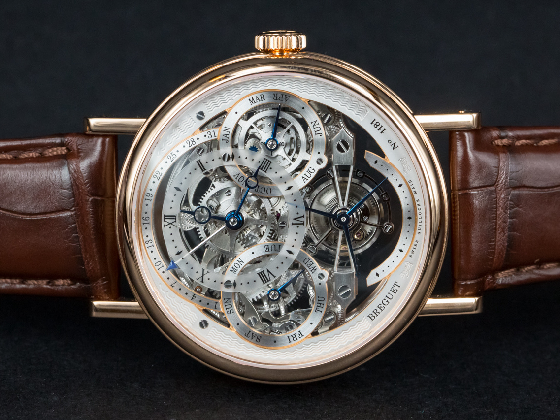 Breguet Classique Complications 3795 Replica Watches With Blue Steel Hands