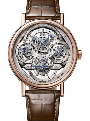 Breguet Classique Complications 3795 Replica Watches