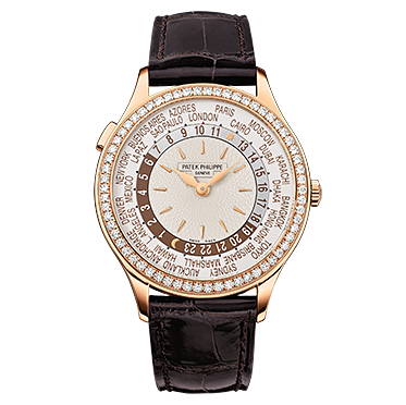 Patek Philippe Complications World Time Fake Watches
