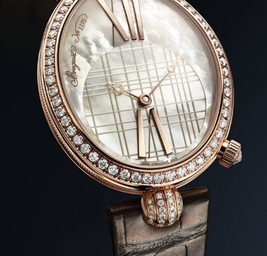 Meeting Up With Great beauty: Shining Breguet Reine de Naples Princesses Fake Watches