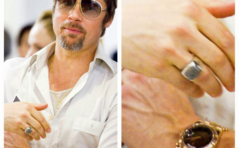 Why Brad Pitt Is So Obsessed With Delicate Rolex Day-Date II Fake Watches?