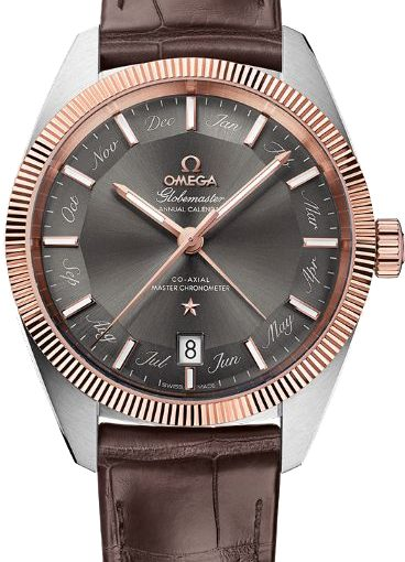 Omega Constellation Fake Cheap Watches With Grey Dials Of Good Popularity