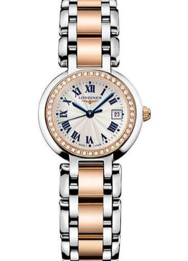 Exquisite Longines PrimaLuna Replica Ladies' Watches With Blue Steel Hands For Hot Sale