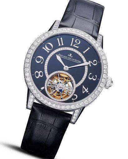 Captivating Jaeger-LeCoultre Rendez-Vous Tourbillon Enamel Fake Watches Online Reviews