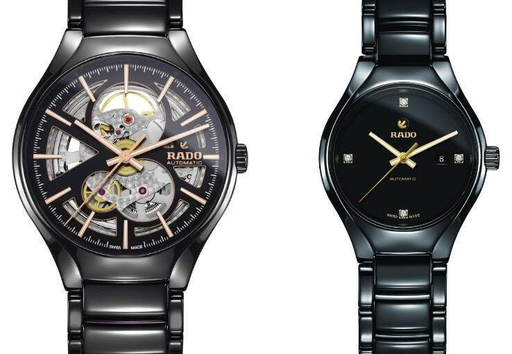High-end Fake Rado True Watches Online Accompany Wonderful Time