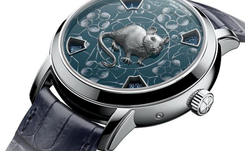Ingenious Vacheron Constantin Métiers D'Art Replica Watches For Chinese