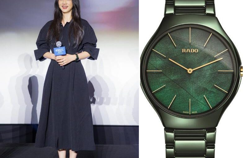 Fascinating Fake Rado Watches Online Meet Trend