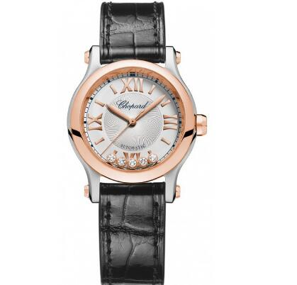The 30 mm Chopard is best choice for women.