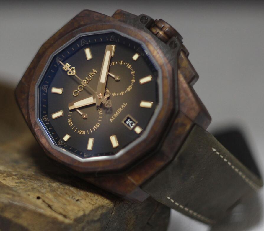 Online fake watches sell best for the bronze material.