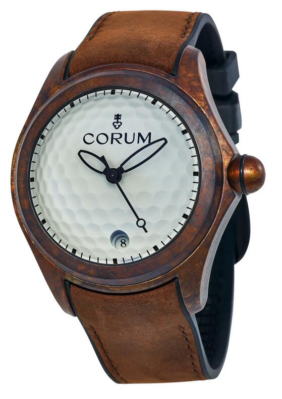 Swiss fake watches are clear with white dial design.