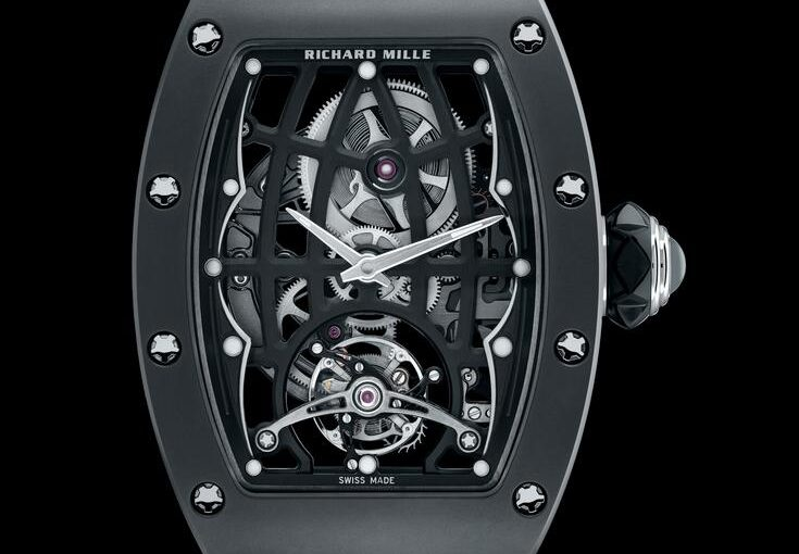 Top Swiss Replica Richard Mille RM 74-01 Watches For Sale